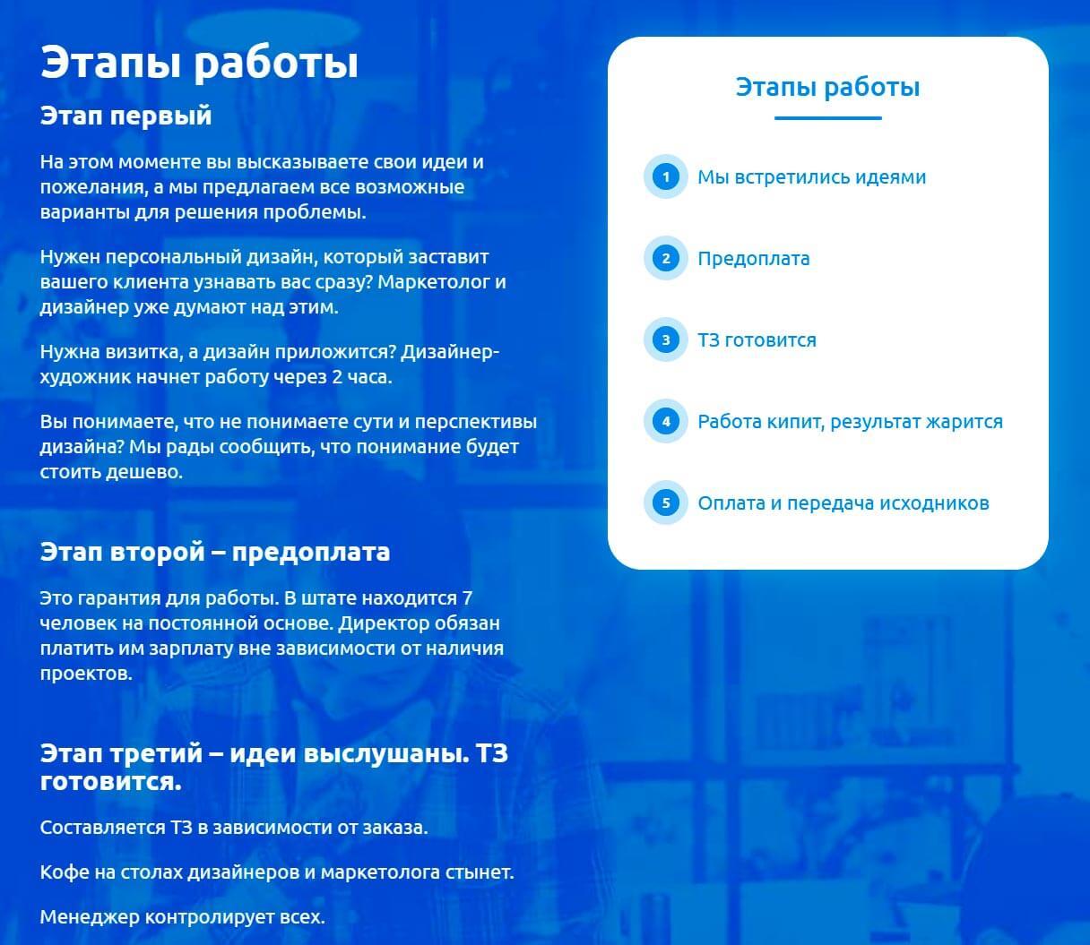 Логомания - обзор компании, услуги, отзывы, клиенты, Фото № 2 - google-seo.pro