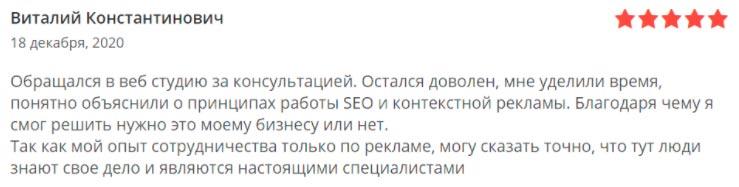 Delfin Studio - обзор компании, услуги, отзывы, клиенты, Фото № 9 - google-seo.pro