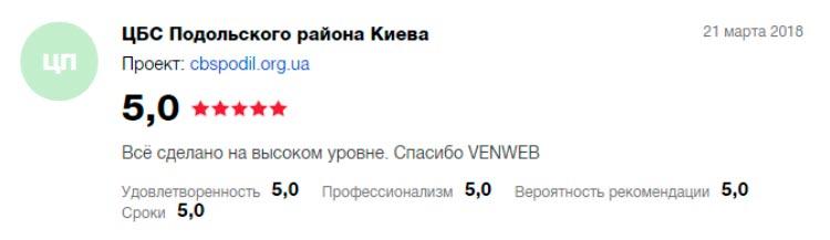 VENWEB - обзор компании, услуги, отзывы, клиенты   Google SEO, Фото № 5 - google-seo.pro