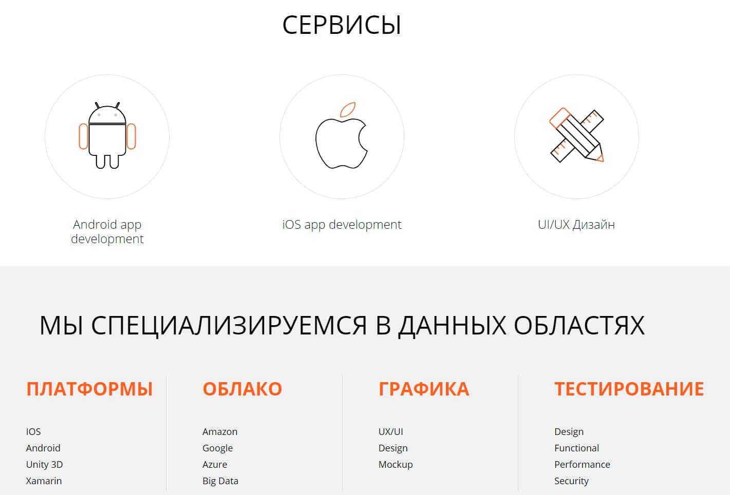 Wezom.Mobile - обзор компании, услуги, отзывы, клиенты, Фото № 2 - google-seo.pro