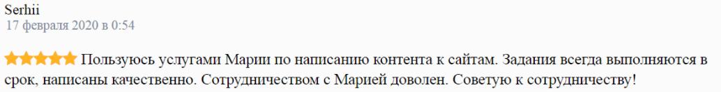Агентство Марии Литаровой - обзор компании, услуги, отзывы, клиенты, Фото № 5 - google-seo.pro