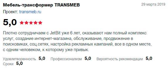 JetBit - обзор компании, услуги, отзывы, клиенты, Фото № 6 - google-seo.pro