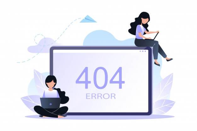 Страница 404: зачем она нужна, как её оформить и оптимизировать, Фото № 3 - google-seo.pro