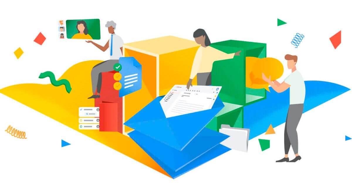 Google открыла доступ к Workspace и Google Chat всем желающим, Фото № 3 - google-seo.pro