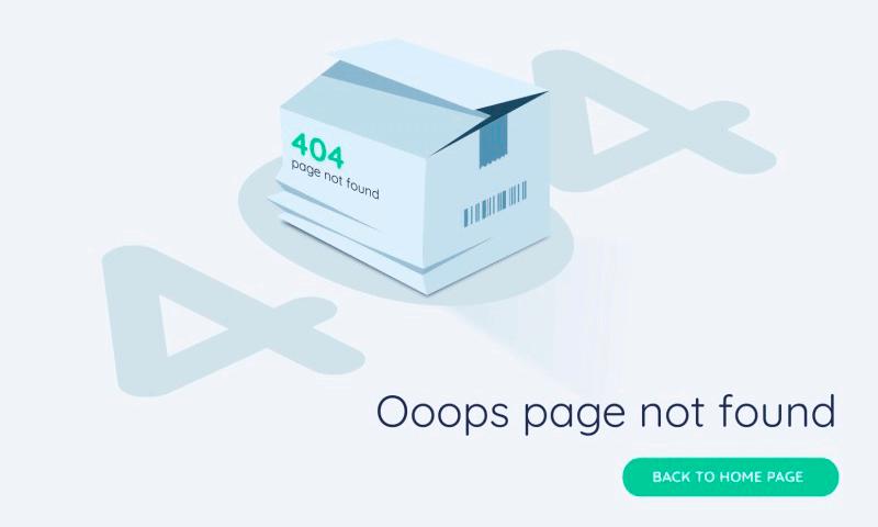 Страница 404: зачем она нужна, как её оформить и оптимизировать, Фото № 2 - google-seo.pro