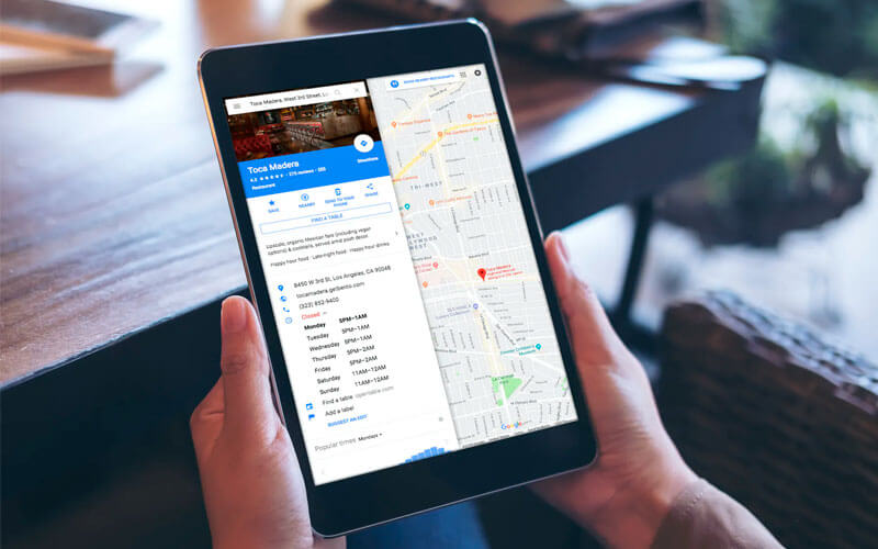 4 основных пункта в Google My Business, которые влияют на ранжирование, Фото № 2 - google-seo.pro
