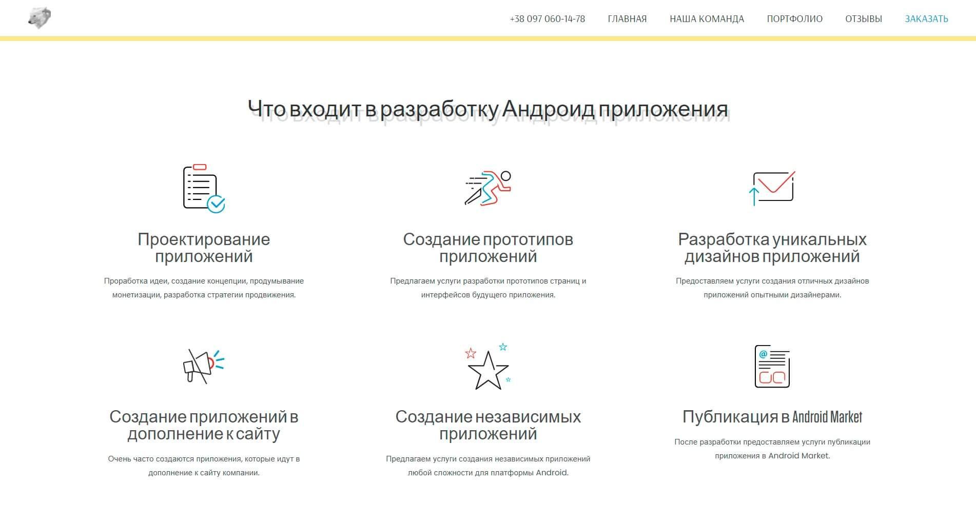 ALFA WEB - обзор компании, услуги, отзывы, клиенты, Фото № 2 - google-seo.pro